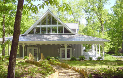 Prestone House Mentone Wedding Chapel Mentone Alabama on